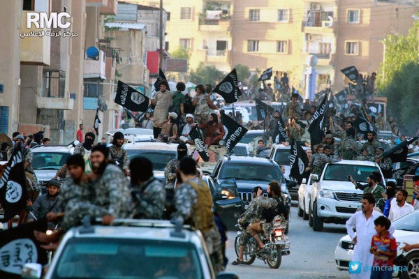 Afghan Military Reports ISIS Recruiting In Helmand Province