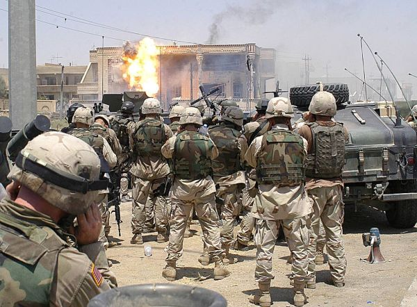 Chemical Weapons In Iraq Were A Secret Danger To US Forces