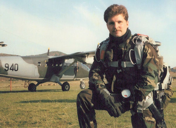 UNSUNG HEROES: The Airman Who Gave His Life During The Initial Invasion Of Afghanistan