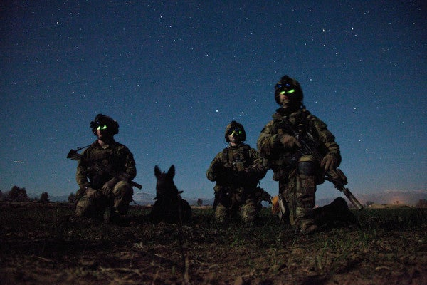 An Untold Story From The 75th Ranger Regiment