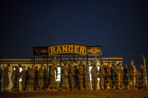 Will The Army Go Through With Letting Women Into Ranger School?