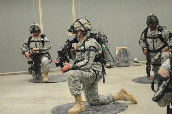 Virtual Reality Helps Veterans Cope With PTSD