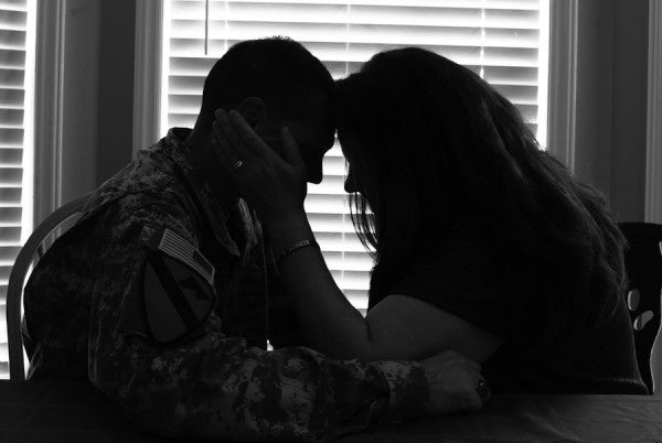 New Book Captures Family's Struggle Against Depression And Suicide In The Military