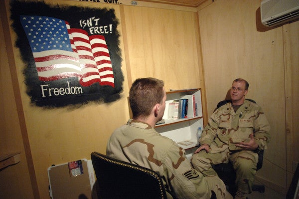New Research Links Persistent Mental Issues To Demands Of Service