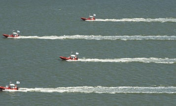 Automated Swarm Boats Are Next Up In Drone Warfare