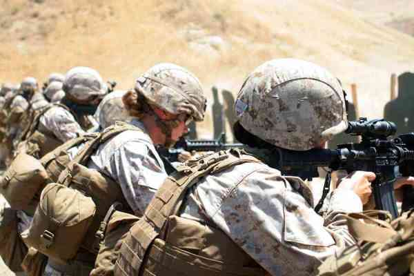 3 Women Disqualified From Marine Corps' Infantry Officers Course