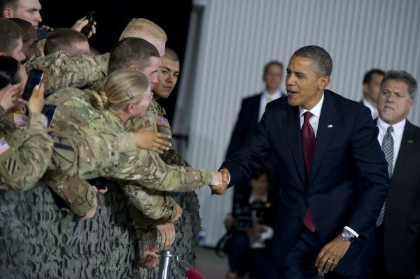 Military Spouses Are Pissed At Obama's Comments On Mandatory Ebola Quarantine