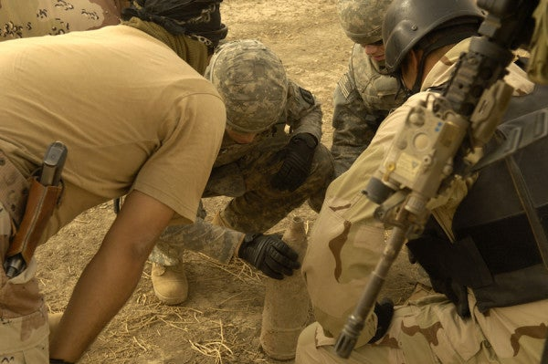 Military Offers Treatment To Troops Exposed To Chemical Warfare Agents In Iraq