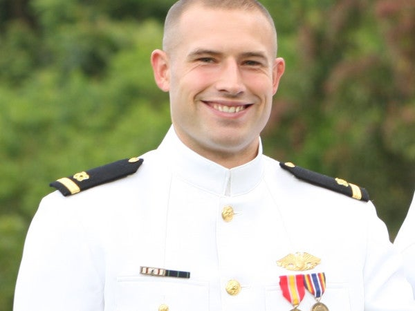 UNSUNG HEROES: The Naval Officer Who Gave His Life To Protect His Fellow Sailors