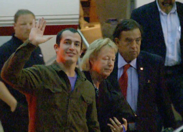 Marine Veteran Released From Mexican Jail Friday Night