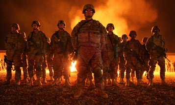 Innovative Leadership In The Military Starts By Leaning Forward
