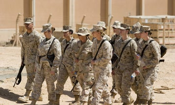 What The Civil War Can Teach Us About Women In Combat