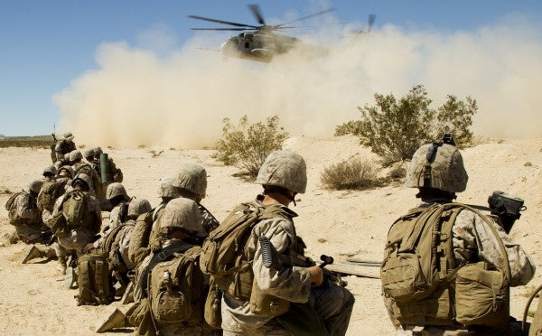 Marines Face New Obstacles, 239 Years On