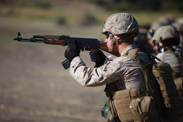The 5 Most-Deadly Guns Of Modern Warfare