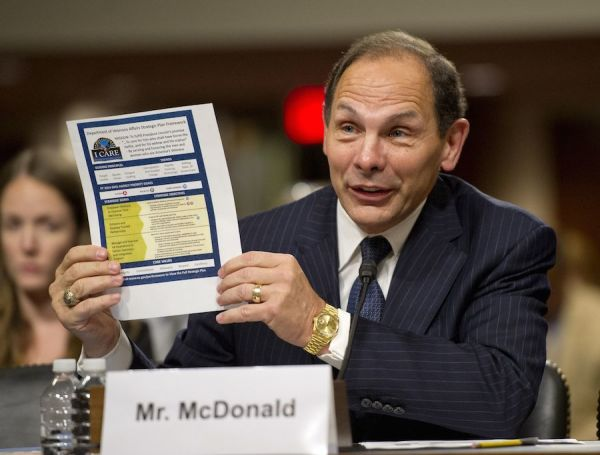 How Many People Have Really Been Fired Over VA Wait Time Scandal?