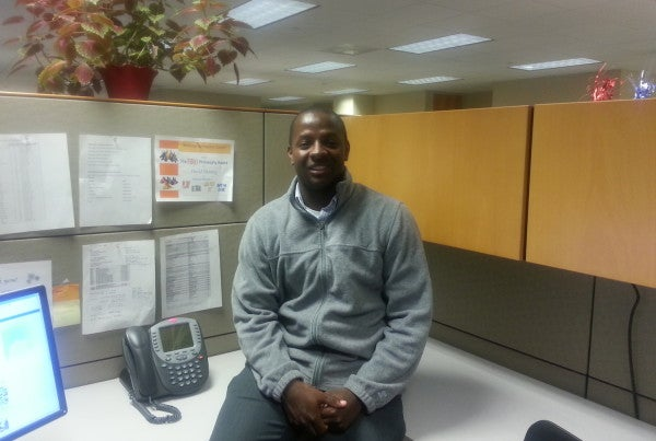 JOB ENVY: From Army Analyst To Financial Services Analyst