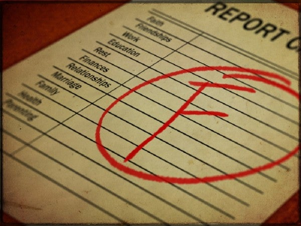 Harsh Report Cards For Military Charities