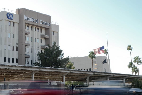 The Director Of Phoenix VA Hospital Has Finally Been Fired