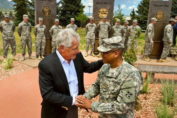 One Quote Shows The Enlisted Ranks' Problem With Hagel's Departure