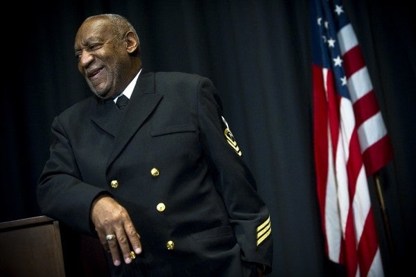 Navy Strips Cosby Of Honorary Rank