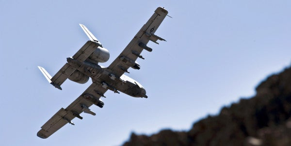 The Fight Over The A-10 Is About More Than Just A Plane