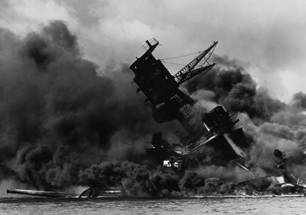 The Japanese Attack On Pearl Harbor Was About Oil