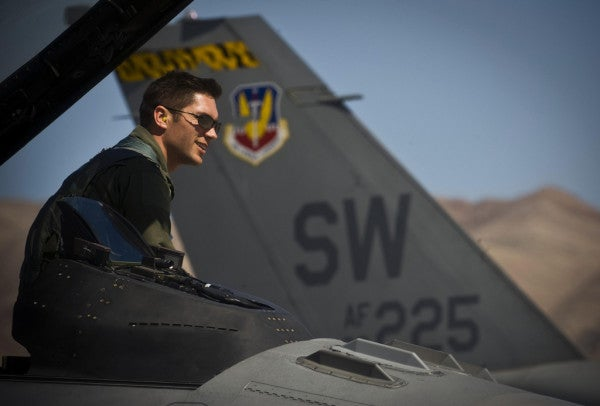5 Things No One Told Me About Being A Pilot In The Air Force