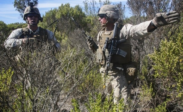New Career Path For Marine Enlisted Infantry Leaders