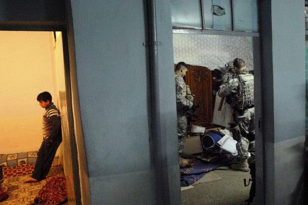 In 'The Western Front,' Marine Vet Seeks To Make Sense Of Operation Iraqi Freedom
