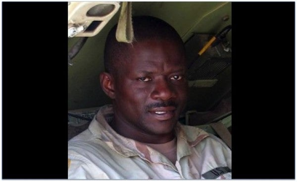 UNSUNG HEROES: This Army Sergeant Set Himself On Fire Rescuing 6 Soldiers