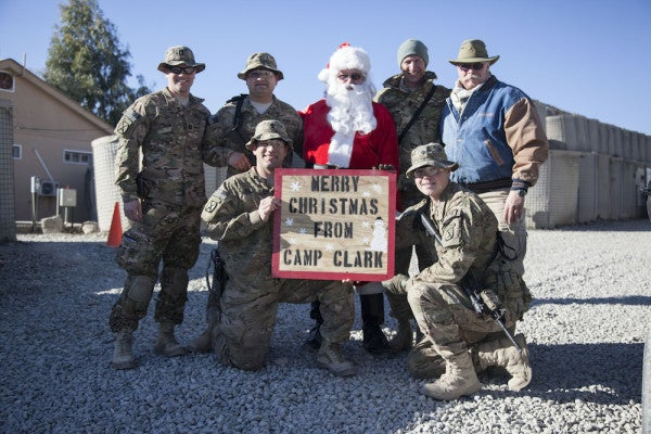 US Troops Have Been In Combat During Christmas Since America's Founding