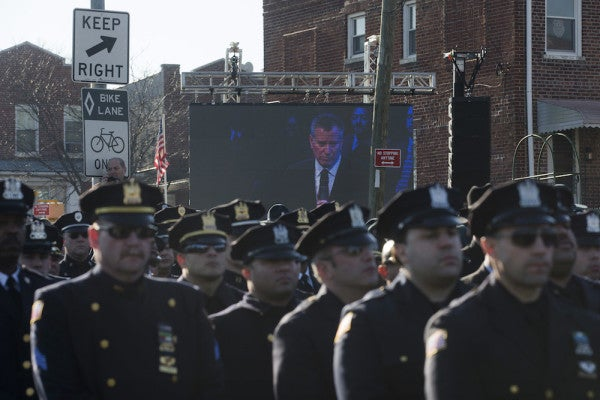 The NYPD Failed In Its Duties When Police Turned Their Backs On The Mayor