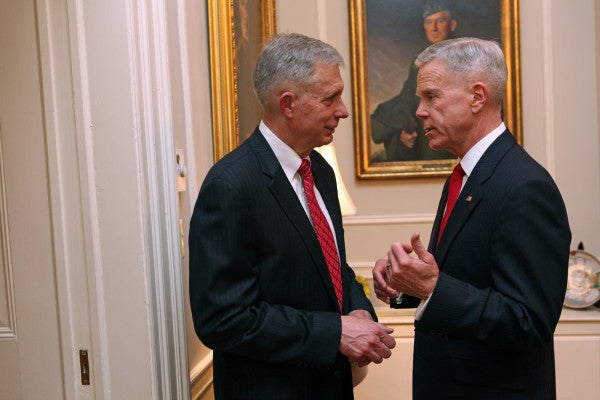There's Still Bad Blood Between Marine Generals Over The Taliban Urination Scandal