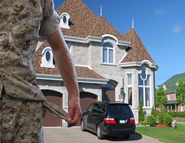 How Predatory Lenders Rip Off Military Families