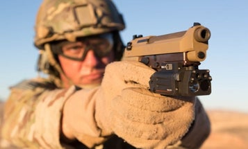 Beretta Is Trying To Take Over The Military Sidearm Space