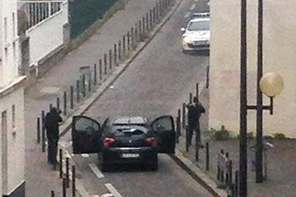 The Gunman In The Paris Terror Attack Had Terrible Military Tactics