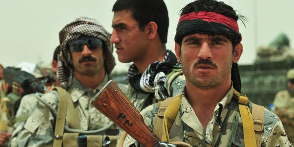Here's A Glimpse At The Situation We're Leaving For The Afghan Military