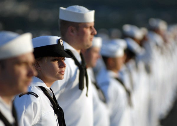 Why More Women Need To Share Their Military Experiences