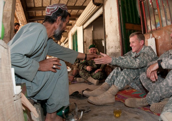 The US Military Is A Friend To The Islamic Community