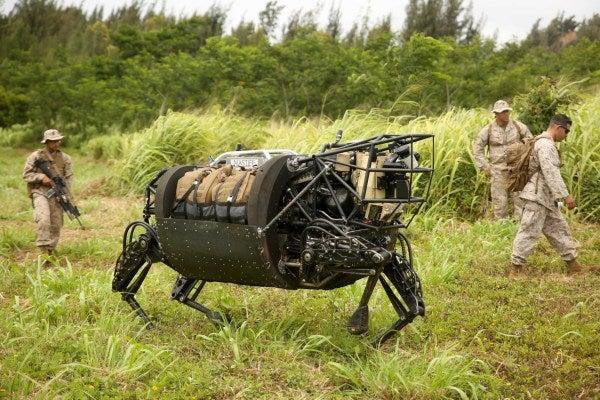 A Brief Glimpse At The Use Of Robotics In Warfare