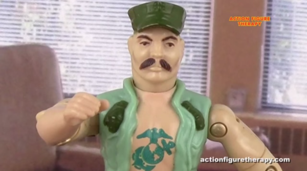 What It's Like To Be A Marine, According To An Action Figure