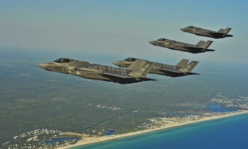 Why The Defense Department Needs To Cancel The F-35 Program