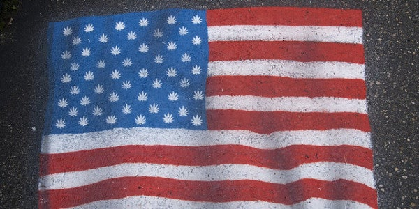 Can Smoking Weed Help Veterans With PTSD?