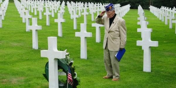 For Veterans In Hospice Care, Dormant Memories Come Alive