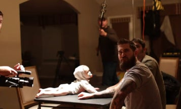 Here's What Happens When You Let Veterans Babysit
