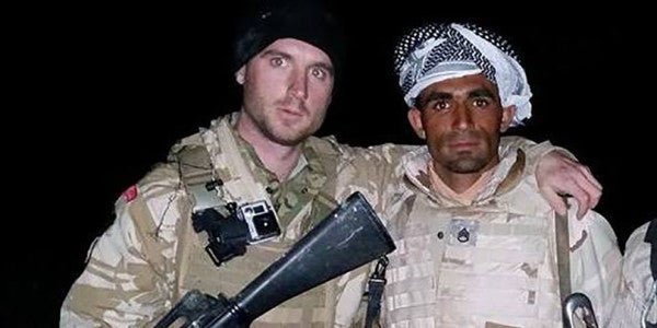 The Canadian Combat Veteran Who Took The Fight Straight To ISIS Comes Home