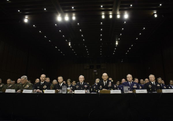 How Should Military Leadership Respond To Calls For Compensation Reform?
