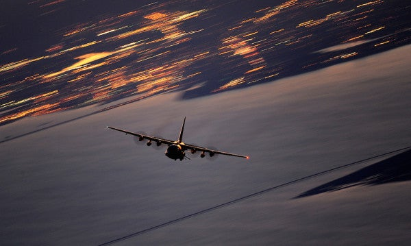 The Upgraded AC-130 Gunship Embraces The Old And The New