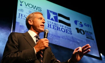 Brian Williams Deserves The Military Community's Forgiveness