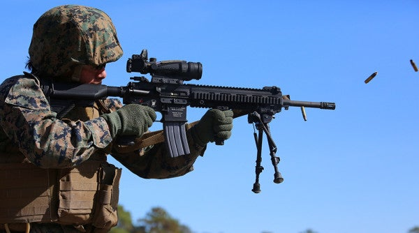 We Need To Stop Acting Like Women Aren't Already In Combat